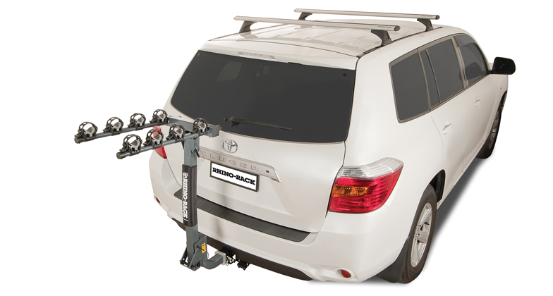 Towbar-Mounted